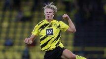 El nuevo récord de Erling Haaland en la Liga de Campeones