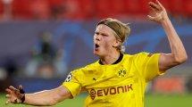 ¡El Borussia Dortmund cierra la puerta a Erling Haaland!