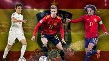 La Masía retoma el poder en la Selección Española