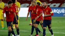 ¡Ya hay onces del España - Suiza!