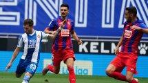 Espanyol | Crece la competencia por Adrián Embarba