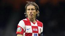 El Manchester City quiere marcar la retirada de Luka Modric