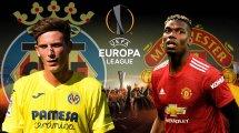 Confirmados los onces de Villarreal y Manchester United