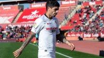 El reproche de la Liga a varios jugadores del Sevilla