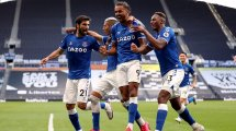 Premier | Remontada del Everton a costa del Burnley