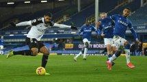 Premier   Josh Maja brilla con el Fulham en el feudo del Everton