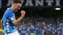 El precio millonario que puede alejar a Fabián Ruiz de Real Madrid y FC Barcelona