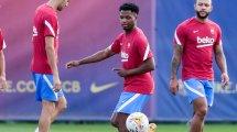 FC Barcelona   Se estanca la negociación por Ansu Fati
