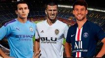 Diario de Fichajes | La lista de la compra del FC Barcelona para la zaga