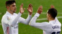 El Real Madrid quiere premiar a Fede Valverde