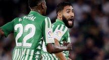 Real Betis   El reto de Nabil Fekir
