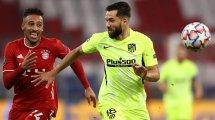 El Atlético pone en marcha la renovación de un zaguero