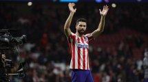 Felipe Monteiro, el discreto baluarte del Atlético de Madrid