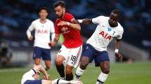 Premier | Tottenham y Manchester United empatan en un intenso duelo