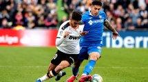 Ferran Torres no tiene prisa por renovar con el Valencia