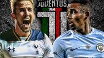 Las 4 variopintas posibilidades para el ataque de la Juventus
