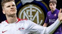 El Inter de Milán quiere 6 fichajes con el dinero de Lautaro