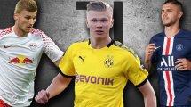Las 5 estrellas que la Juventus baraja para su ataque