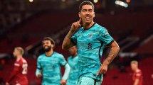 Liverpool | La discreta temporada de Roberto Firmino