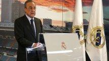 El Real Madrid planea reunir a 4 estrellas mediáticas
