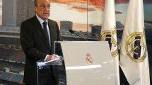 El Real Madrid programa la agenda para sus próximos fichajes
