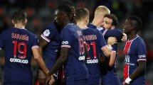 Alessandro Florenzi se gana la confianza del PSG