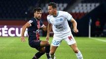 Ligue 1 | El OM se impone al PSG en una batalla campal