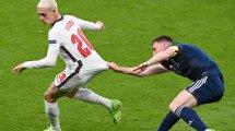 Eurocopa | Escocia rebaja la euforia de Inglaterra