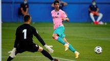 FC Barcelona   La nueva vía de escape de Francisco Trincao