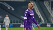 Franck Ribéry tiene una oferta de Italia