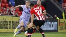 Liga   El Athletic de Bilbao frena al FC Barcelona