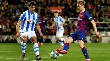 La exigencia de Frenkie de Jong en el FC Barcelona
