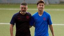 El FC Barcelona blinda a Francisco Javier García Pimienta