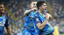 Gerard Deulofeu no encuentra el gol