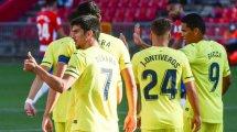 Liga | El Villarreal cumple y sigue su racha en Granada