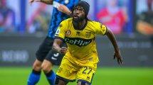 El Parma reacciona al interés del Inter por Gervinho