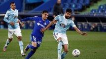 Liga | Getafe y Celta de Vigo se reparten los puntos