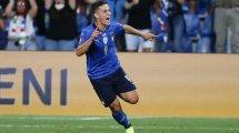 El Inter de Milán lanza la carrera por Giacomo Raspadori