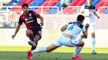 Gio Simeone desea recalar en el Atlético