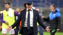 La encrucijada de Giuseppe Iachini en la Fiorentina