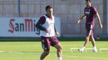 Giuseppe Rossi pudo jugar en el FC Barcelona