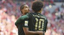 El Bayern Múnich mete la directa para blindar a Serge Gnabry
