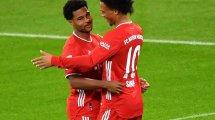 Bayern Múnich   Serge Gnabry, positivo por Covid-19