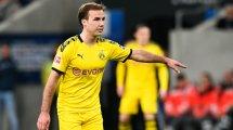 Borussia Dortmund | Mario Götze no descarta jugar en la Liga