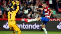 Liga | El Granada tumba al Real Valladolid sobre la bocina