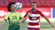 Liga | El Eibar se impone al Granada