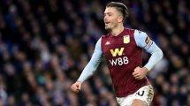 El Tottenham declinó el posible fichaje de Jack Grealish en 2018