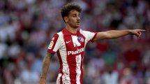 Atlético | Marcos Llorente echa un cable a Griezmann