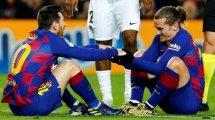FC Barcelona | La felicidad de Antoine Griezmann