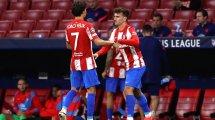 Antoine Griezmann no carbura en el Atlético de Madrid